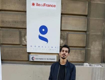 Lau Graphic Design Graduate Gets Into Gobelins L Ecole De L Image Art Design